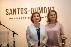 Fátima Veras e Lenise Rocha