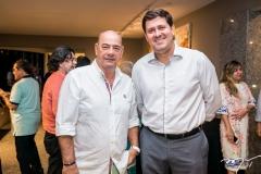 Fernando Travessoni e Rafael Rodrigues