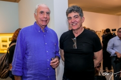 Johnny Wolf e Jaime Leitão