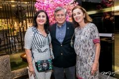 Marlene e Paulo Mindello e Lurdes Porto