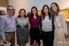 Roberio e Rose Braga, Miriam Cris, Raquel Holanda e Vanessa Oliveira