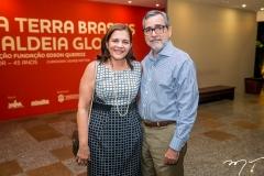Rosa e Robério Braga