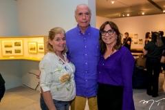 Simone Lafer, Johnny e Lucia Wolf