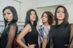 Clara Sousa, Larissa Carloto, Elisiane Carneiro e Daiana Silveira