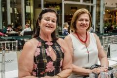 Deisy Junger e Valeska Cavalcante