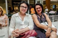 Doris Ferreira e Lúcia Costa