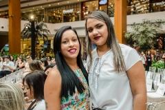 Ticiane de Freitas e Vanessa Mendes