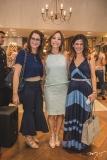 Márcia Andréa, Ana Paula Daud e Niedja Bezerra