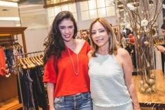 Mariana Bichucher e Ana Paula Daud