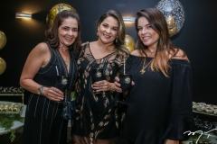 Giana Studart, Adriana Mota e Manoela Parente