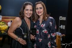Giana Studart e Inês Claudia