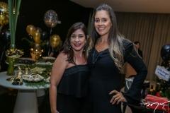 Karen Pimentel e Deborah Ribeiro
