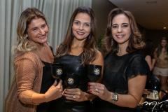 Karina Bezerra,Rafaela Pessoa e Susie Ferrer