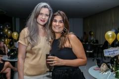 Priscila e Vandaelena Siqueira