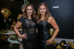 Susie Ferrer e Rafaela Pessoa