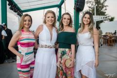 Adriana Castro, Inês, Daniele e Jéssica Aguiar