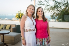 Inês Aguiar e Gina Schlachter