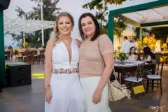 Inês Aguiar e Laís Targino Uchoa