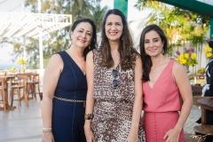 Virgínia França, Fernanda Cabral e Paula Campos