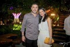 Gustavo e Tatiana Cruz