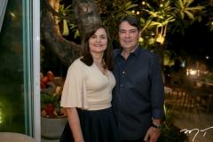 Isabel e Leonardo Girão