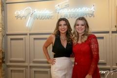 Marcia Travessoni e Fabiane Tavares