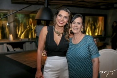 Marcia Travessoni e Neuma Figueiredo