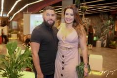 Iury Costa e Ticiana Sanford