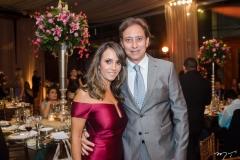Alessandra e Sérgio Bezerra