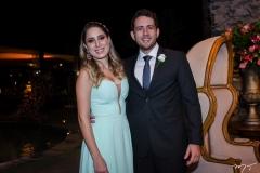 Laiz Mariel e Jaime Andrade