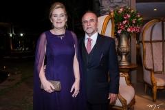 Renata e Odalto de Castro