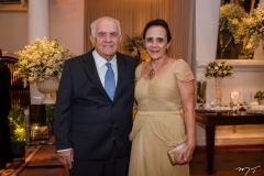 Berna Gurgel e Fernando Pontes