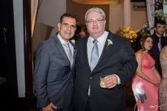 Francisco José e Luiz Eduardo Tigre