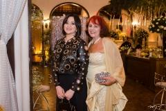 Georgia Viana e Fatima Duarte