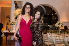 Indira Costa e Larissa Rocha