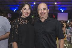Izabela Fiúza e Marcos Menezes