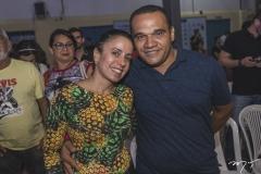 Monalisa e Daniel Oliveira