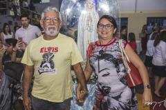 Osmar Cunhas e Erivalda Mendes