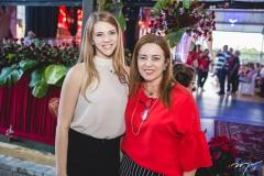 Anna Araruna e Inês Cavalcante