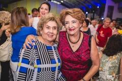 Consuelo Dias Branco e Isa Borges
