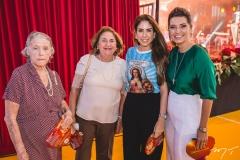 Eunice Gonçalves, Vera Silveira, Rafaela Otoch e Márcia Travessoni