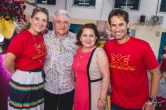 Patriciana Rodrigues, Deusmar e Auricélia Queirós e David Rodrigues