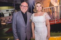 Pe Eugênio e Albanisa Gomes