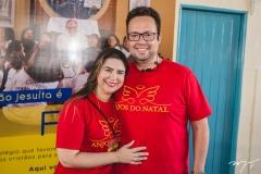 Tina e Daniel Joca