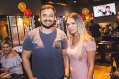 Bruno Paiva e Mayara Karla