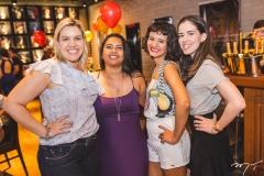 Larissa Abreu, Arlene Carvalho, Ruth Ramos e Rebeca Vidal