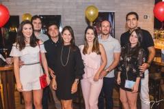 Luma Fontenele, Rafael Gazzineo, Nelson e Isabela Valença, Ticiana e André Parente, Marcela Frota e Daniel Cidrão