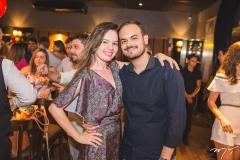 Renata Abreu e Lucas Lobo