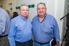 Alexandre Adolfo e Marcos Soares