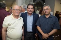 Aluízio Ramalho, Virgílio Araripe e José Wally